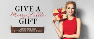 Let's Indulge Christmas Give a Merry Little Gift