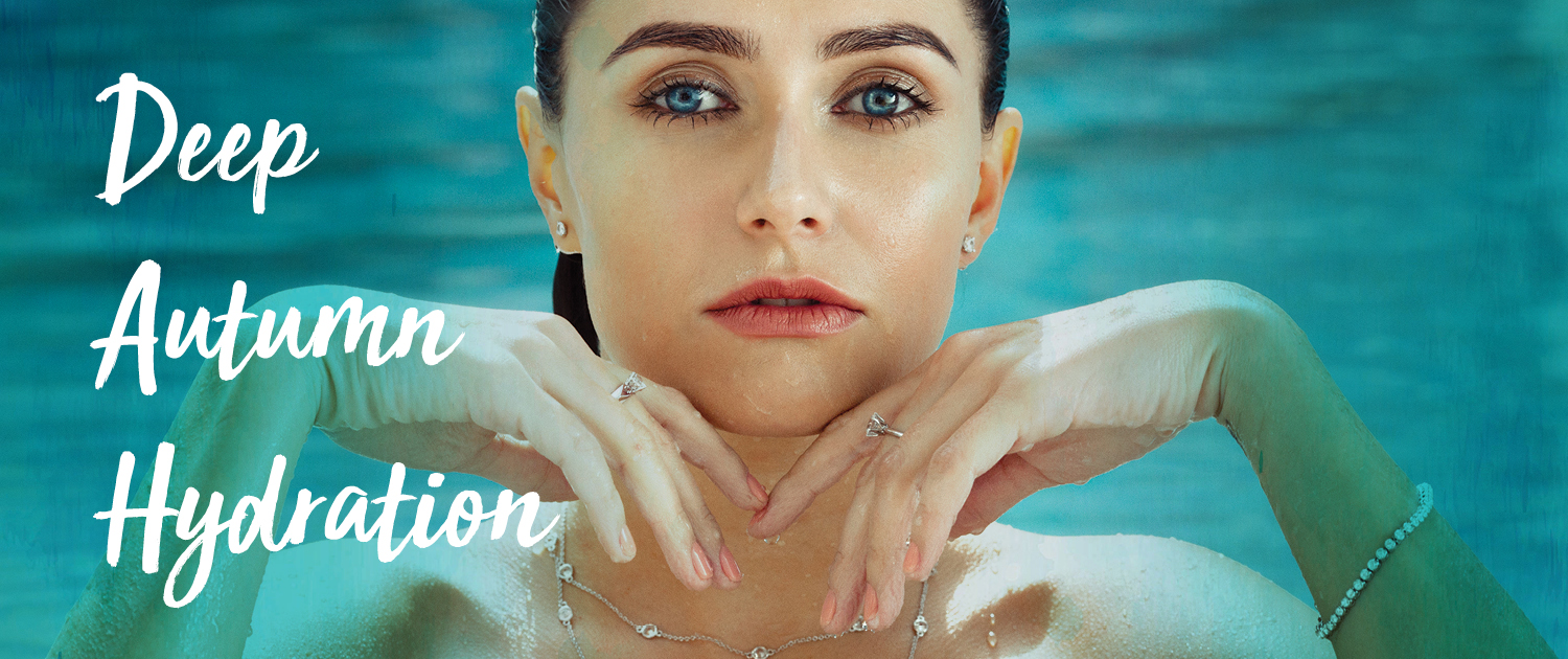 Deep Autumn Hydration Spa Deal
